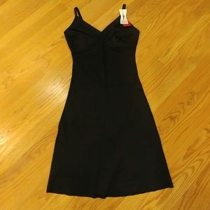 NWT SPANX WOMEN'S BLACK FULL SLIP LARGE